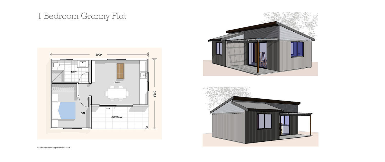 Add A Room Granny Flats Adelaide Home Improvements
