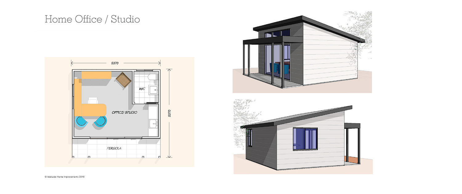detached home office.  home previousbacknextnext on detached home office