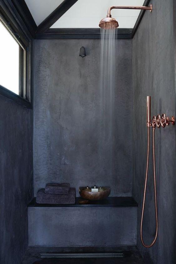 bagno-effetto-cemento - adelaide home improvements